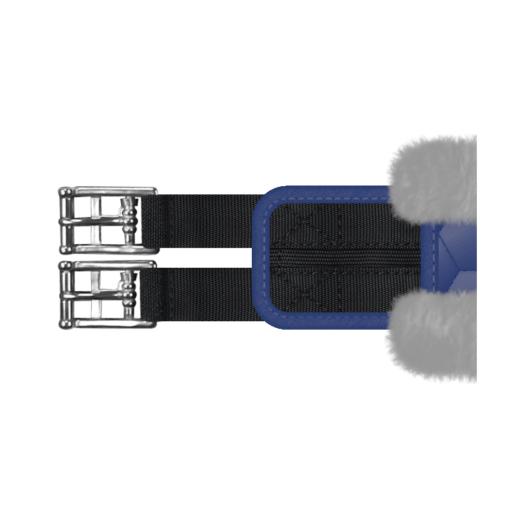 WONDERPAD Langgurt Lammfell asymmetrisch